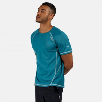 Men's Virda II Active T-Shirt Gulfstream
