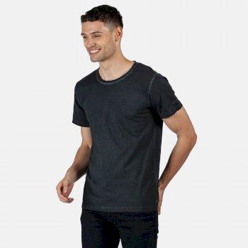 Men's Calmon Coolweave T-Shirt Black