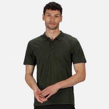 Men's Sinton Lightweight Polo Shirt Deep Forest