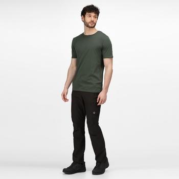 Men's Tait Lightweight Active T-Shirt Deep Forest
