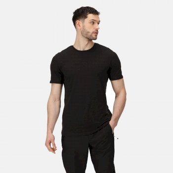 Men's Tait Lightweight Active T-Shirt Black