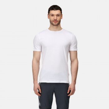 Men's Tait Lightweight Active T-Shirt White