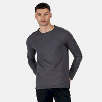 Men's Karter II Lightweight T-Shirt Seal Grey