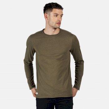 Men's Karter II Lightweight T-Shirt Camo Green