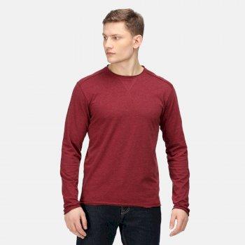 Men's Karter II Lightweight T-Shirt Spiced Mulberry