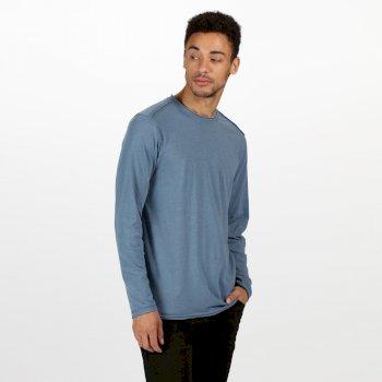 Men's Karter II Lightweight T-Shirt Stellar Blue