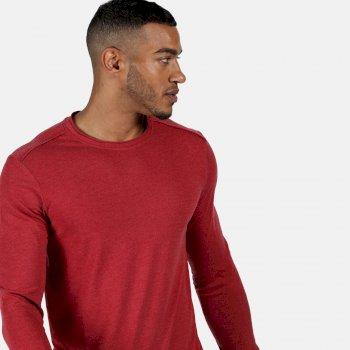 Men's Karter II Lightweight T-Shirt Delhi Red