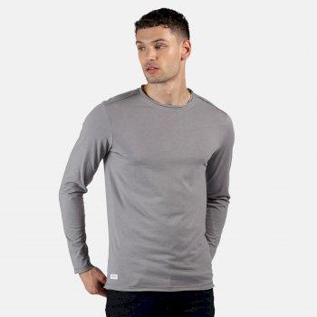 Men's Karter II Lightweight T-Shirt Rock Grey