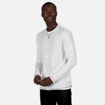 Men's Karter II Lightweight T-Shirt White