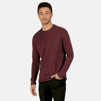 Men's Karter II Coolweave Lightweight Long Sleeve T-Shirt Port Royale