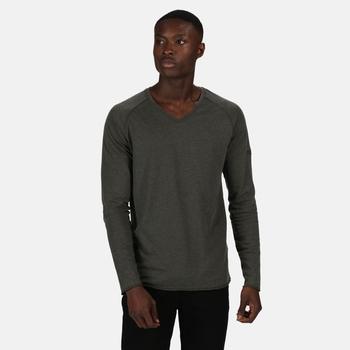Men's Kiro II Lightweight T-Shirt Dark Khaki