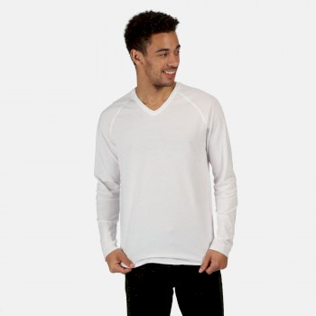 Men's Kiro II Lightweight T-Shirt White