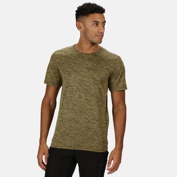 Męska koszulka Fingal Edition zółta