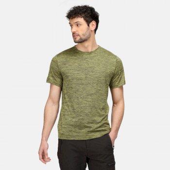 Men's Fingal Edition Marl T-Shirt Dark Tang