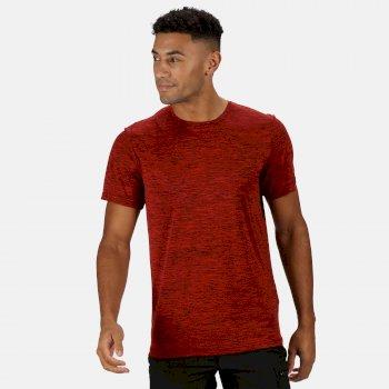 Męska koszulka Fingal Edition czerwona
