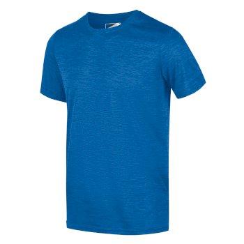 Men's Fingal Edition Marl T-Shirt Nautical Blue
