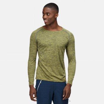 Men's Burlow Long Sleeved T-Shirt Dark Tang