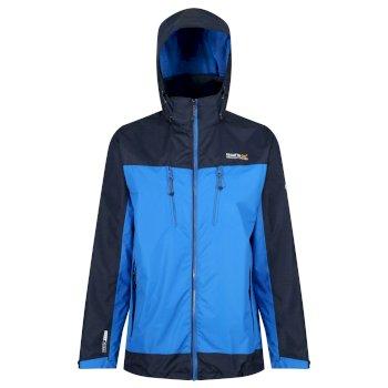 Calderdale II Waterproof Shell Jacket Oxford Blue Navy