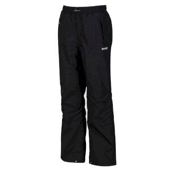 Chandler III Breathable Waterproof Overtrousers Black