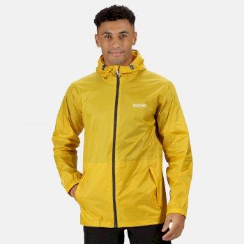 Men's Pack-It III Waterproof Jacket Grapefruit