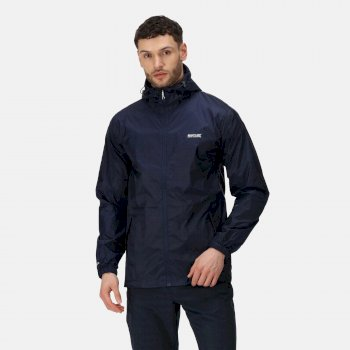 Men's Pack-It III Lightweight Waterproof Walking Jacket Navy