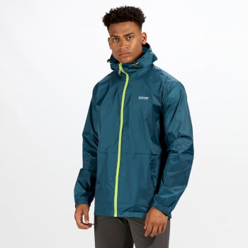 Outdoor-Bekleidung Regatta Nielson V Jacket Men Navy 2019 Funktionsjacke blau