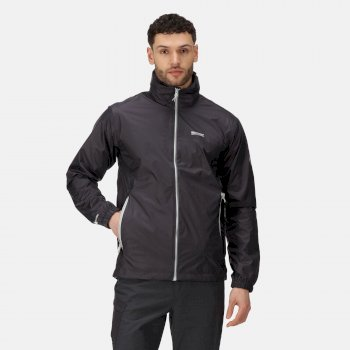 Men's Lyle IV Waterproof Packaway Jacket Iron