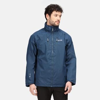 Men's Calderdale IV Waterproof Jacket Moonlight Denim