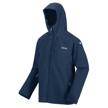 Men's Britedale Waterproof Jacket Moonlight Denim