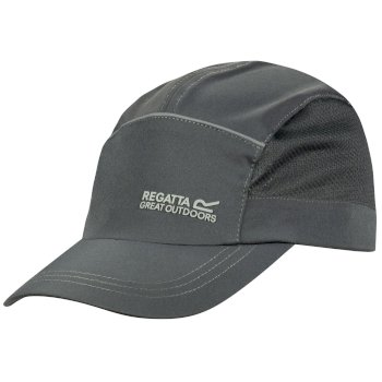 Adult's Extended Cap Seal Grey