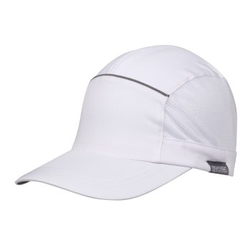 Adult's Extended Cap White Ash