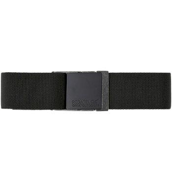 Konex Webb Lightweight Stretch Belt Black