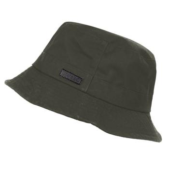 Adult's Sampson Wax Hat Dark Khaki