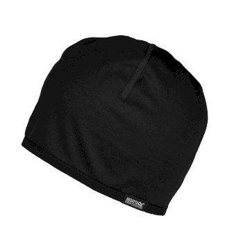 Adult's Merino Hat Black