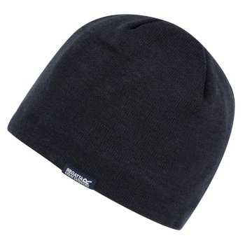 Adult's Brevis II Knit Beanie Navy