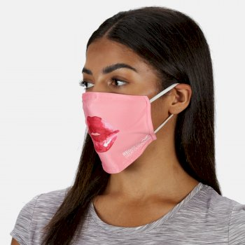 Adult's Face Covering 3 Pack Women's Mixed Novelty
