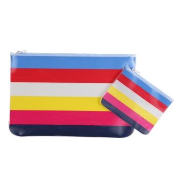 Swim Wet Bag Set Bright Stripe