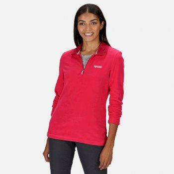 Women's Sweethart Lightweight Half-Zip Fleece Duchess Dark Cerise