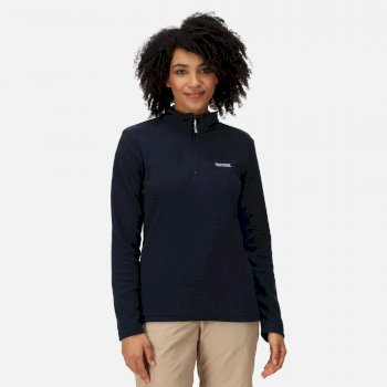 Women's Sweethart Lightweight Half-Zip Fleece Navy