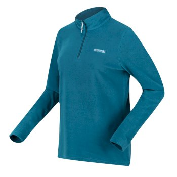 Women's Sweethart Lightweight Half-Zip Fleece Ocean Depths