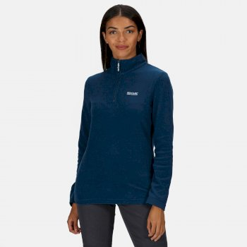 Women's Sweethart Lightweight Half-Zip Fleece Blue Opal