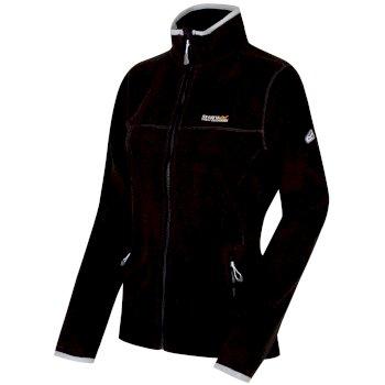 42211faecdda Floreo II Mid Weight Full Zip Fleece Black Seal Grey