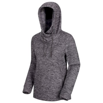 Women's Kizmit II Hooded Marl Fleece Ash