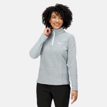 Women's Kenger Half Zip Fleece Ice Blue