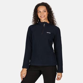 Women's Kenger Half Zip Fleece Navy Deep Navy