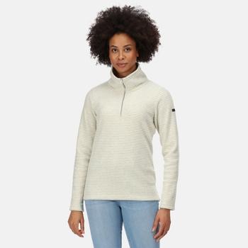 Women's Solenne Half Zip Fleece Light Vanilla