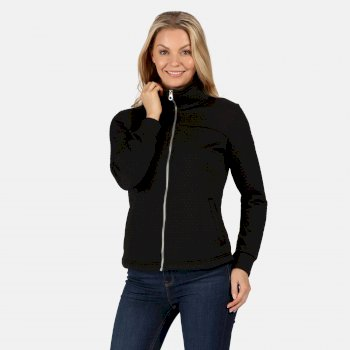 Regatta Women/'s Sulola Coolweave Full Zip Quilted Fleece Blue