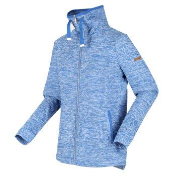 Women's Evanna Full Zip Lightweight Fleece Strong Blue
