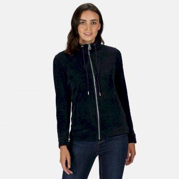 Women's Edlyn Full Zip Fleece Navy