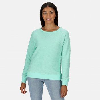 Damska bluza Chlarise miętowa